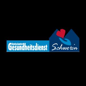 AMBULANTER GESUNDHEITSDIENST SCHWERIN | LOGO
