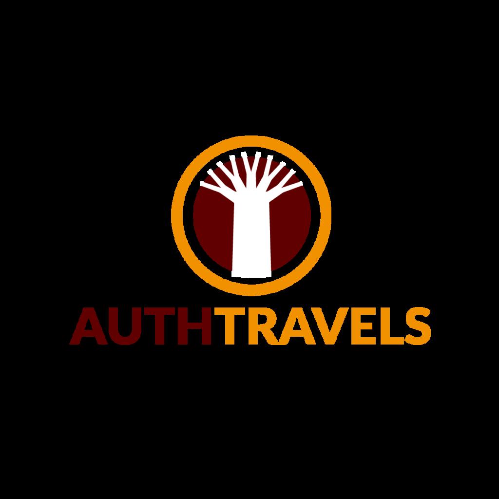 AUTHTRAVELS | LOGO