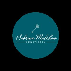 KÜNSTLERIN SABRINA MALCHOW | LOGO